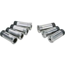 Grizzly H7505 5-c Collet Set-hex, 7 Pc.