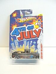 Rare Hot Wheels Custom And03962 Chevy Truck 4th The July Kroger Exclusive Vhtf