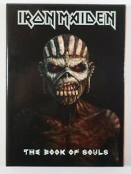 Parlophone Records 2015 Iron Maiden The Book Of Souls 2 Cd Deluxe Edition