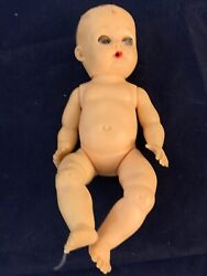 Vintage Antique Vogue Dolls 7 Hard Squeeze Rubber Doll Could Be Ginnette