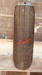 1939 Lasalle Grill Oem Original With 2 Emblems Hot Rod Or Wall Art Favorite