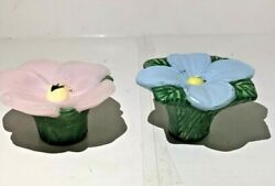 The White Barn Candle Company Flower Floating Candles 3.5quot; x 2quot;