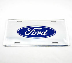Ford Anodized Logo