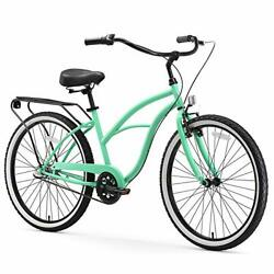 Electric-bicycles Around The Block 14inch/one Size Mint Green 24 / 3-speed