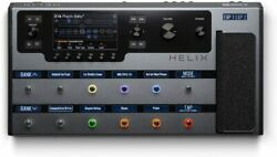 New Line 6 Multi-effects Processor Helix Spacegray Effector From Japan