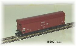 Trix 15500 Track Cleaning Car Taes 890 Db New Original Packaging