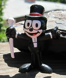 1990 Applause Felix The Cat With Mouse In Top Hat And Tuxedo W Cane 3