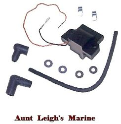 Ignition Coil Kit Johnson Evinrude Omc 4 - 235 Hp 18-5176 582366 583737 584561