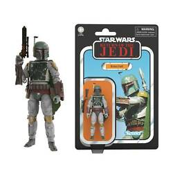 Star Warsw E6 Vintage 3-3/4in Boba Fett Action Figure
