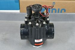 Toro 2 Remote Control Sprinkler Valve Latching Solenoid And Flow Control