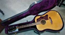 ] Gibson Early 1970 J-50 Vintage Very Good Individual Genuine Hc Included