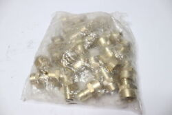 Zurn Qeufc33gx Expansion Fittings Brass Fpt Adapter 1/2 Ex Pex X 1/2 -25 Pack