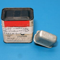 Nos Gm Delco Power Window And/or Power Seat Relay 1959-1960 Olds 88 Super 88 98