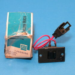 Nos Gm Cruise Control Switch 1969-1970 Olds Delta 88 98 Custom Royale