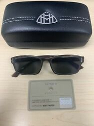 Maybach Buffalo Horn Glasses Rare The Icon I Made In Germany Private Auction