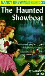 Haunted Showboat Hardcover Carolyn Keene