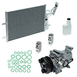 A/c Compressor And Component Kit-compressor-condenser Replacement Kit Fits 2007 5
