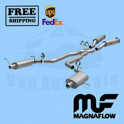 Exhaust - System Kit Magnaflow Fits Jeep Grand Cherokee 2012-2017