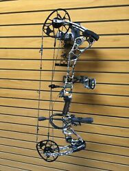 Loaded Mathews Halon 6 Compound Bow Lh 60-70lb 28.5andrdquo Package