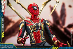 1/9th Mpc200802 Avengers Spiderman Iron Spider Collectible Doll New Toy