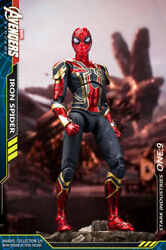 Mpc200802 1/9 Avengers Spiderman Iron Spider Action Figure Model Doll Toy