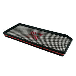 Pipercross Pp1624 Dry Panel Air Filter Fits Volkswagen Scirocco Iii R 1k8