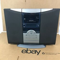 Audiovox 1990s Portable Cd System, Radio And Cassette Player Stereo Ce-500s 1.a4