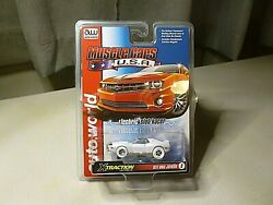 New Aw Muscle Cars U.s.a. Iwheels 1971 Amc Javelin 3 Xtraction 1/64 Scale New