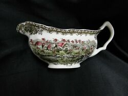 Johnson Brothers Friendly Village, England Gravy Boat Only
