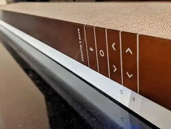 Bang And Olufsen Beosound Stage, Dolby Atmos Smart Soundbar - Rare Bronze Read