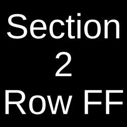 4 Tickets Ajr 5/7/22 Red Hat Amphitheater Raleigh Nc