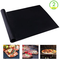 2xgrill Mats Non Stick Barbecue Bbq Cooking Pad Mat Bake Reusable Bbq Gasket