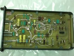 Bailey Babock And Wilcox 6624501d1 Square Root Extractor Module