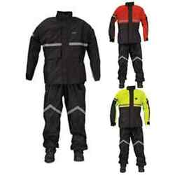 Nelson-rigg Sr-6000 Stormrider Mens Two Piece Waterproof Polyester Rain Suits