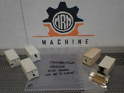Struthers-dunn Rrn2a Reed Relay 6vdc 100 Ohms New In Box Lot Of 5