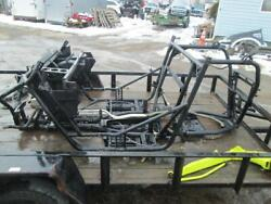 2017 Polaris Rzr Xp 1000 Frame Main Frame With Front Stub Complete