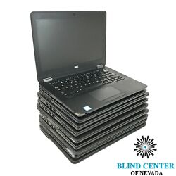 Lot Of 9 Dell Latitude Laptops No Ddr4 No Hdd No Battery For Parts