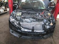 Engine 1.5l Turbo Vin 3 6th Digit Coupe 174 Hp Fits 16-17 Civic 70674