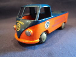 Tekno Toys 1960's Rare Type 1 Volkswagen Pickup No 416 N/mint Superb Wow