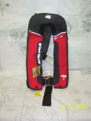 Boaters' Resale Shop Of Tx 2104 2542.02 West Marine Sh3f Offshore Inflatable Pfd