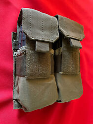 5.11 Tactical Double Quad Pouch Molle Green