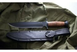 Russian Hunting Knife Dv-2 Made Of Steel Y 8.kizlyar Knife