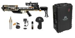 Mission Sub-1 Xr Crossbow Pro Package Realtree Edge W/ Skb Hard Case New
