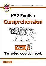 Ks2 English Targeted Question Book Year 6 Comprehension - B Bookpaperback