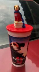 Underdog 2007 Cup Topper From Movie Theater Figure Thailand