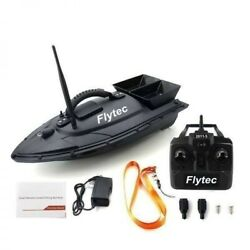 Wj070 Fish Finder With Feeding Tank Phishing Angling Rc Boat Ship 1.5kg Loadable