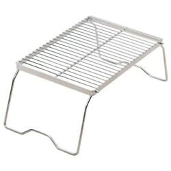 20xfolding Campfire Grill 304 Stainless Steel Grate Heavy Duty Portable
