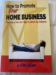 How To Promote Your Home Business