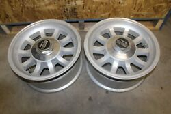 Western Bullet Mag Wheels 15x7 Chevy, Ford, Mopar 5 On 4 3/4 And 5