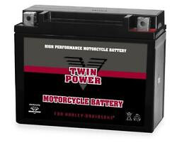 Twin Power Tpwm76ghl Premium Factory Activated Agm Battery